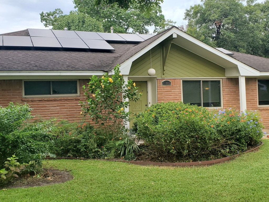 Home Solar Installation Meyerland Texas